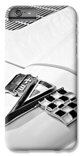 1963 Corvette Iphone 6 Plus Cases