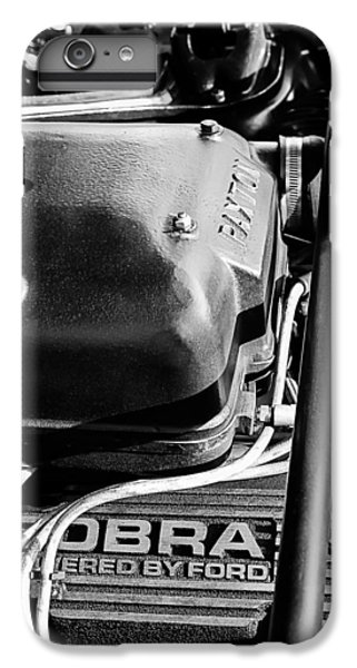 1965 Shelby Prototype Ford Mustang Paxton IPhone 6 Plus Case by Jill Reger