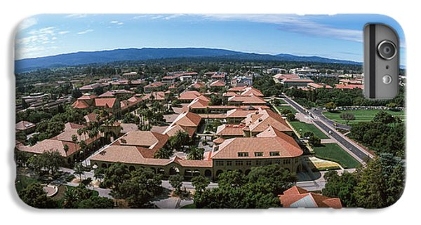 Aerial View Of Stanford University IPhone 6 Plus Case by Panoramic Images