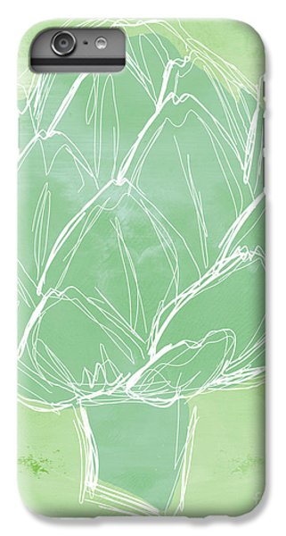Artichoke IPhone 6 Plus Case by Linda Woods