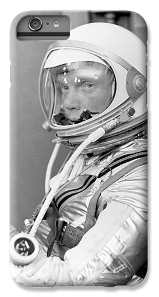 Astronaut John Glenn IPhone 6 Plus Case by War Is Hell Store