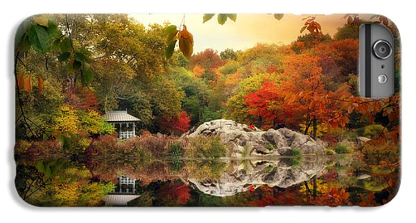 Autumn At Hernshead IPhone 6 Plus Case