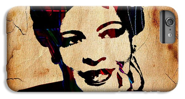 Billie Holiday Collection IPhone 6 Plus Case
