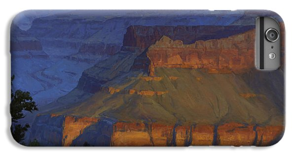 Grand Canyon iPhone 6 Plus Case - Blue Morning by Cody DeLong