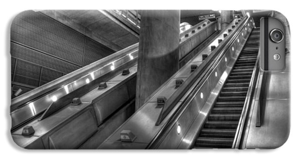 Canary Wharf Station IPhone 6 Plus Case by David Pyatt