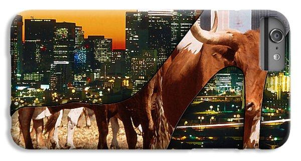 Dallas Texas Skyline IPhone 6 Plus Case