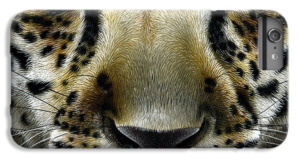Jaguar Cub IPhone 6 Plus Case by Jurek Zamoyski