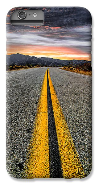 Mountain iPhone 6 Plus Case - On Our Way  by Ryan Weddle