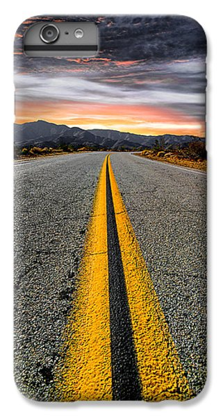 On Our Way  IPhone 6 Plus Case