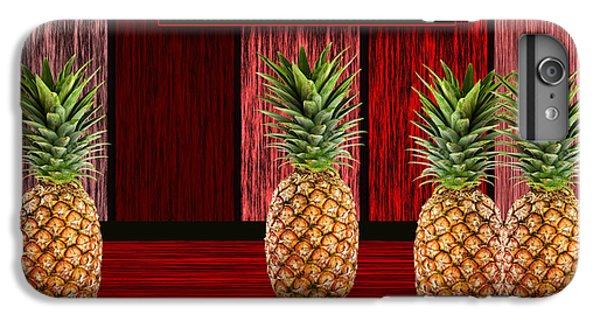 Pineapple Farm IPhone 6 Plus Case by Marvin Blaine