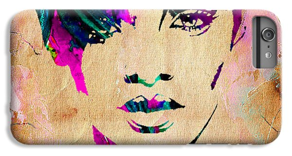 Rhianna Collection IPhone 6 Plus Case by Marvin Blaine