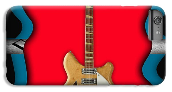 Rickenbacker Guitar Collection IPhone 6 Plus Case