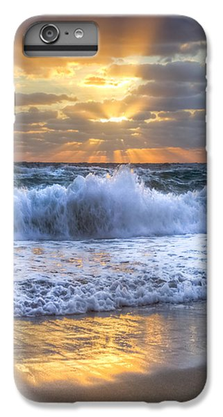 Splash Sunrise IPhone 6 Plus Case