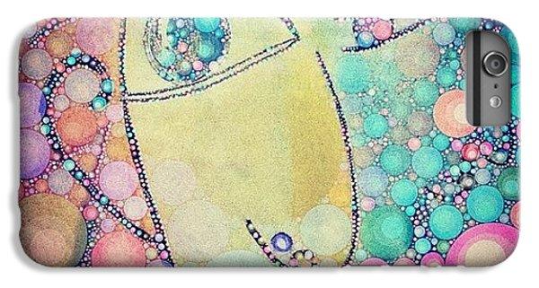 Decorative iPhone 6 Plus Case - Suspicious  by Lisa Claire Harrison