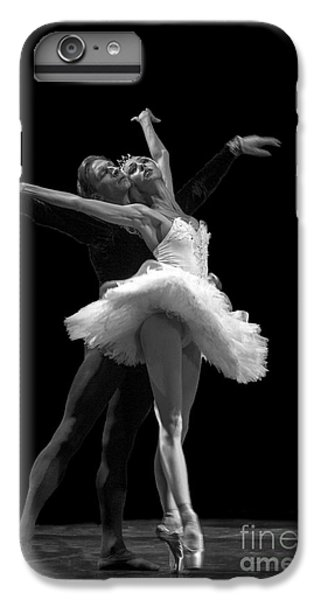 Swan Lake  White Adagio  Russia 3 IPhone 6 Plus Case