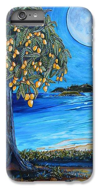 The Mango Tree IPhone 6 Plus Case by Patti Schermerhorn