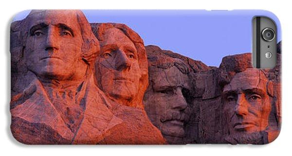 Usa, South Dakota, Mount Rushmore IPhone 6 Plus Case by Panoramic Images