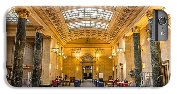 Walter Library IPhone 6 Plus Case by Le Phuoc