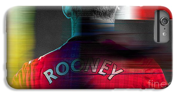 Wayne Rooney IPhone 6 Plus Case