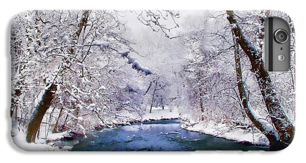 Winter White IPhone 6 Plus Case by Jessica Jenney