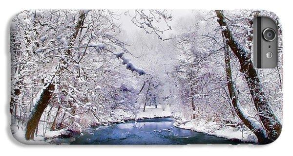 Winter White IPhone 6 Plus Case