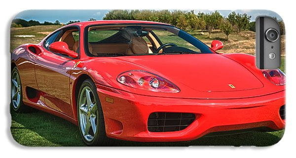 2001 Ferrari 360 Modena IPhone 6 Plus Case