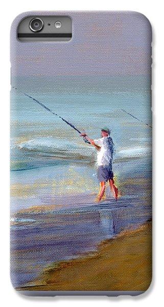 Beach iPhone 6 Plus Case - Rcnpaintings.com by Chris N Rohrbach