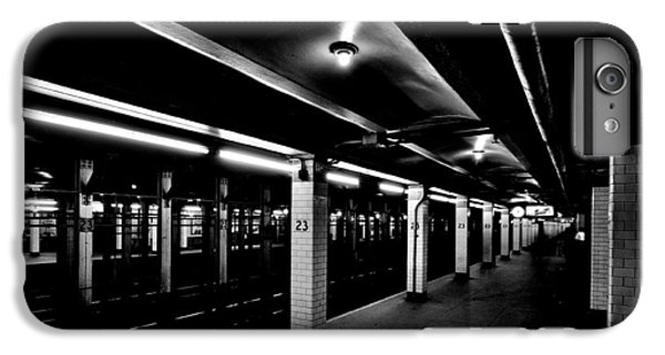 23rd Street Station IPhone 6 Plus Case by Benjamin Yeager