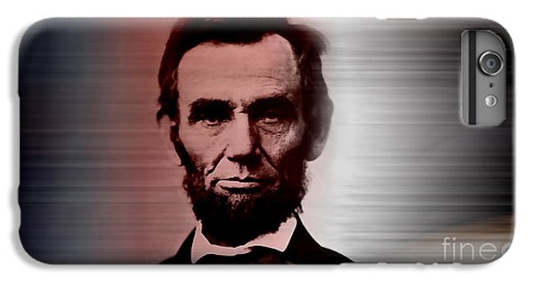 Abraham Lincoln IPhone 6 Plus Case