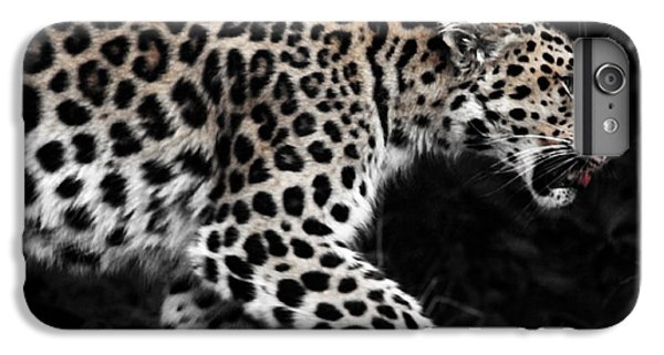 Amur Leopard IPhone 6 Plus Case by Martin Newman