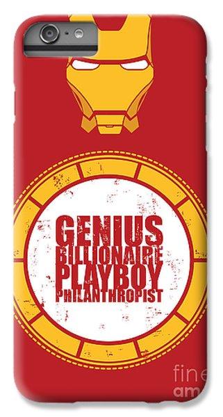 Iron Man IPhone 6 Plus Case