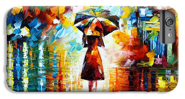Magician iPhone 6 Plus Case - Rain Princess by Leonid Afremov