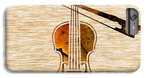 Violin And Bow IPhone 6 Plus Case