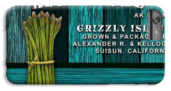 Asparagus Farm IPhone 6 Plus Case