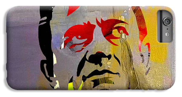Johnny Cash IPhone 6 Plus Case by Marvin Blaine
