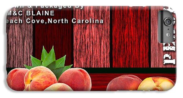 Peach Farm IPhone 6 Plus Case