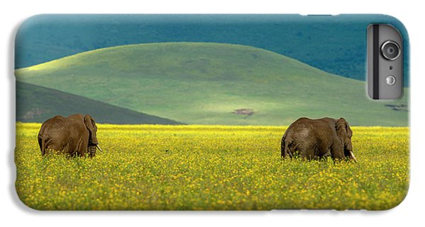 Africa iPhone 6 Plus Case - Untitled by E.amer