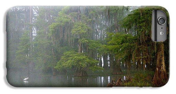 Egret iPhone 6 Plus Case - Usa, Louisiana, Lake Martin by Jaynes Gallery