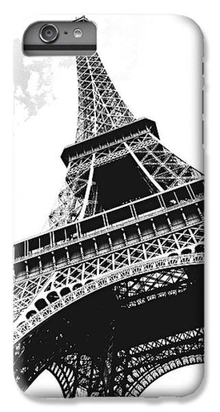 Eiffel Tower IPhone 6 Plus Case by Elena Elisseeva