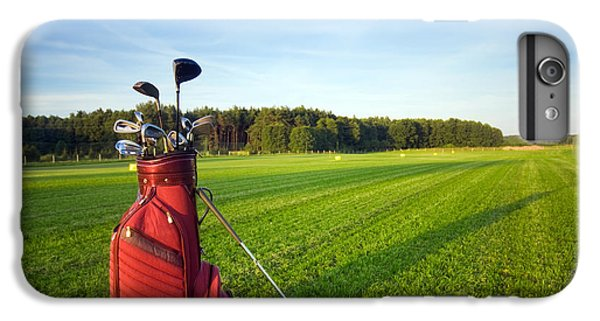 Golf Gear IPhone 6 Plus Case by Michal Bednarek