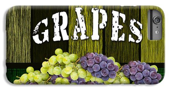 Grape Farm IPhone 6 Plus Case