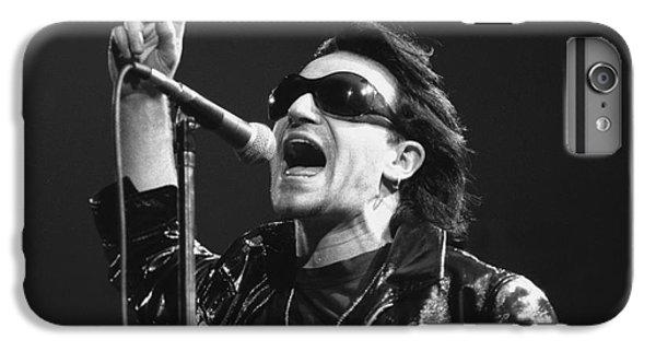 Bono iPhone 6 Plus Case - U2 - Bono by Concert Photos