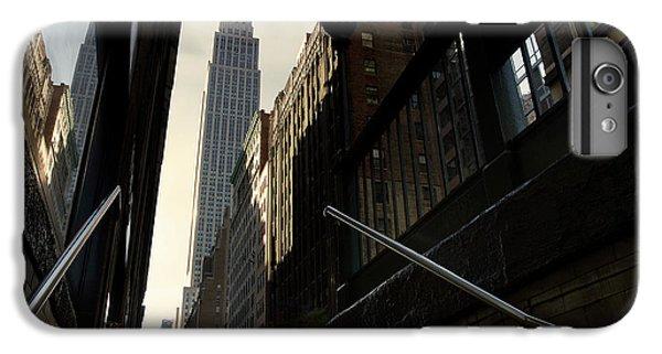 Building iPhone 6 Plus Case - 53th Avenue by Sebastien Del Grosso
