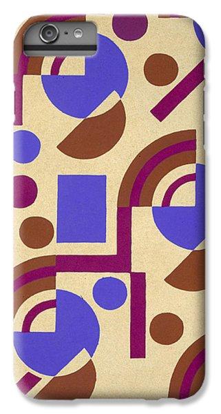 Design From Nouvelles Compositions Decoratives IPhone 6 Plus Case