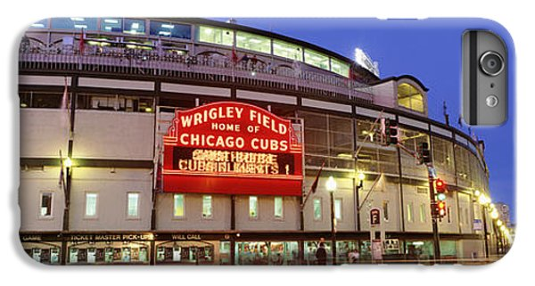 Usa, Illinois, Chicago, Cubs, Baseball IPhone 6 Plus Case by Panoramic Images