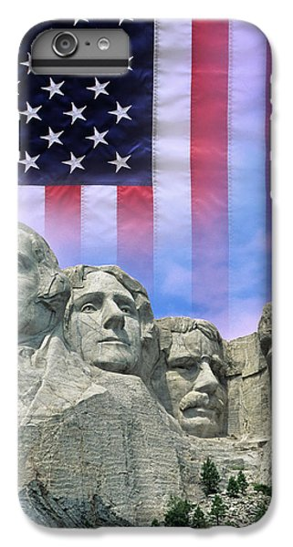 Usa, South Dakota IPhone 6 Plus Case by Jaynes Gallery