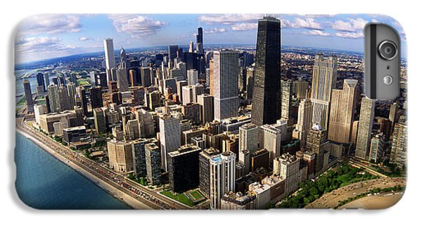 Chicago Il IPhone 6 Plus Case by Panoramic Images