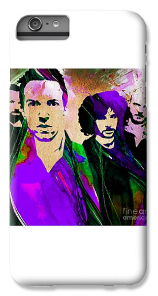 Coldplay Collection IPhone 6 Plus Case