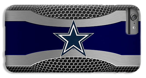 Dallas Cowboys IPhone 6 Plus Case by Joe Hamilton
