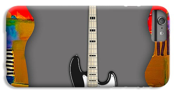Fender Bass Guitar Collection IPhone 6 Plus Case